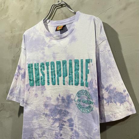 Front design tie-dye T-shirts