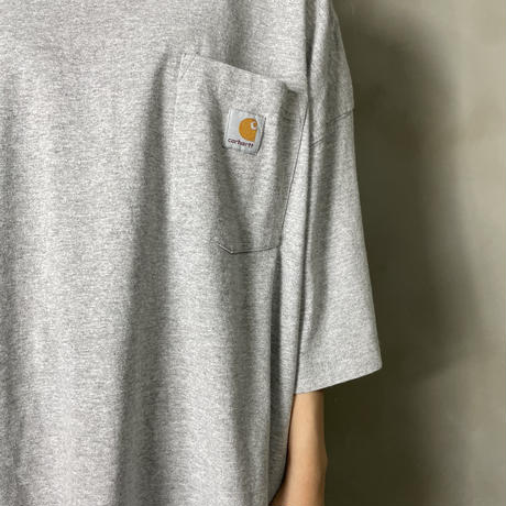 古着 Carhartt カーハート ワンポイント Tシャツ