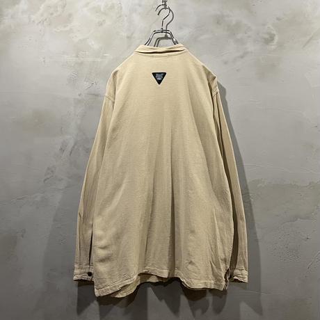 Design cotton L/S- shirts