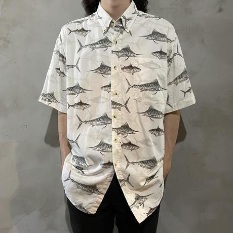 """Fish"" design S/S-shirts"