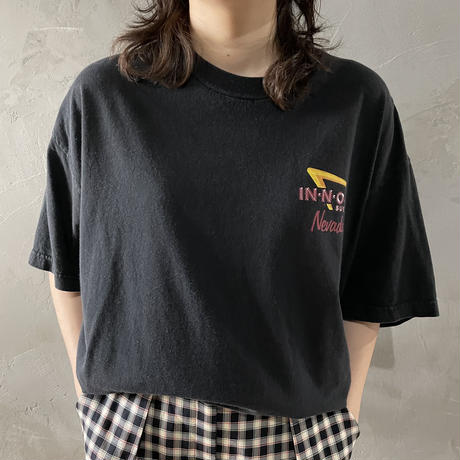 """""""IN-N-OUT BURGER"""" back design T-shirts"""