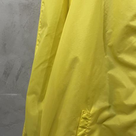 【Lacoste】 front logo nylon jacket
