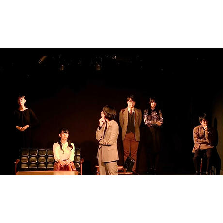 劇団Furure 旗揚げ公演「鳥獄-TORIKAGO-」公演DVD