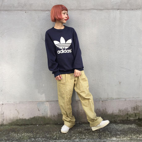 Adidas big logo sweat