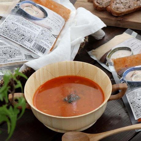 おうちごはん応援!4種類のスープセット 送料無料