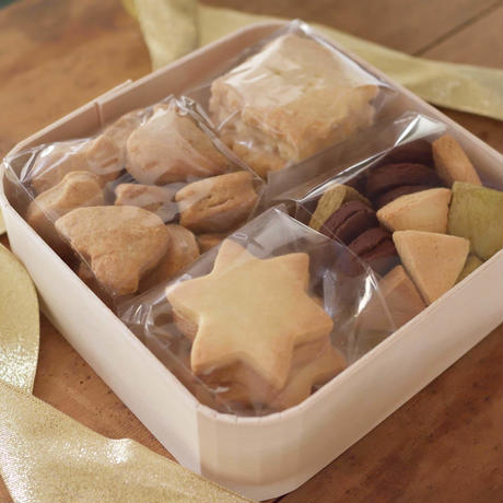 【予約販売品】ふたつの木焼き菓子ボックス