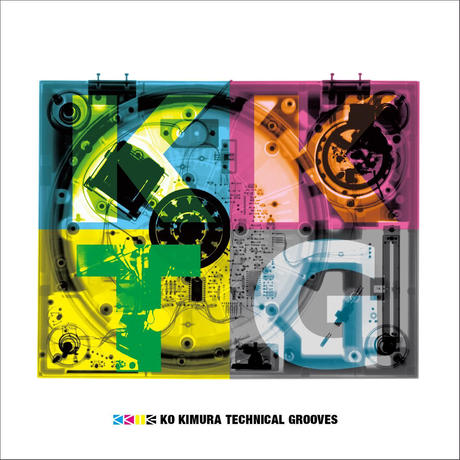 <NEW!>TECHNICAL GROOVES【サイン付き】