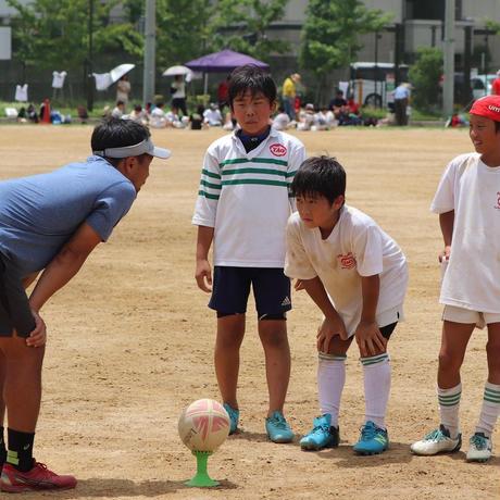 【Japan Elite Kicking】プレースキック STEP1 初心者編