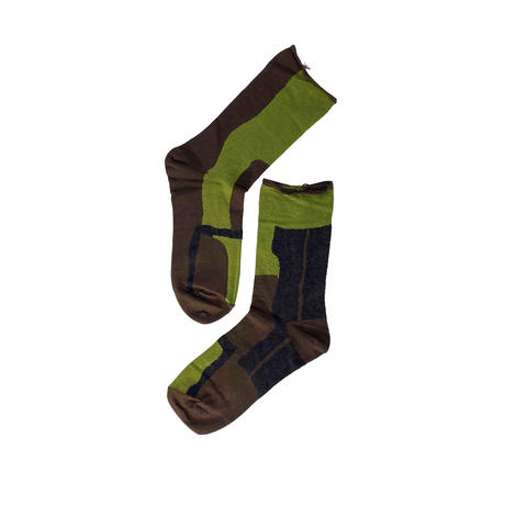 DEFORM RECYANGLE SOCKS