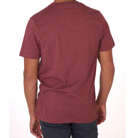 PACT/パクト【F13-MSC-ROS】メンズ Tシャツ MEN'S-CREW NECK-ROSEWOOD