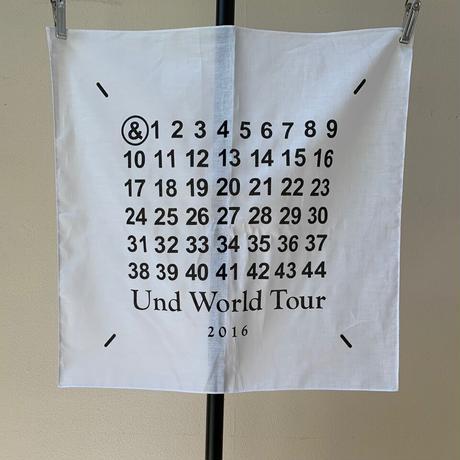 FWIS×UND TOUR - バンダナ