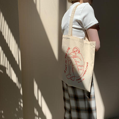 FWIS×AZUSA IIDA - 『A DAY IN THE LIFE 』トートバック