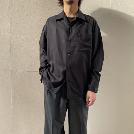N.HOOLYWOOD -  OPEN COLLAR SHIRT COMPILE 2211-SH06-026