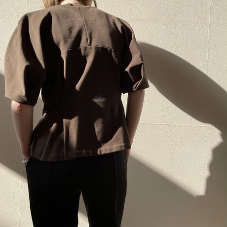 PHEENY - Tucked sleeve Tee