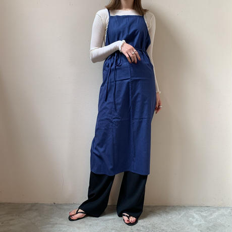 Baserange - YUMI APRON DRESS