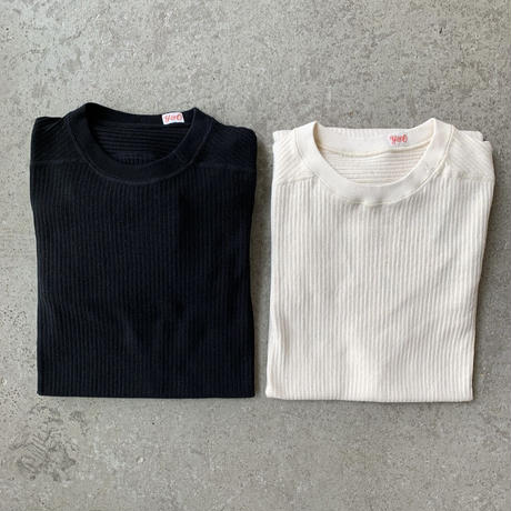 YOUNG&OLSEN - SWEDISH RIB LONG TEE SHIRTS