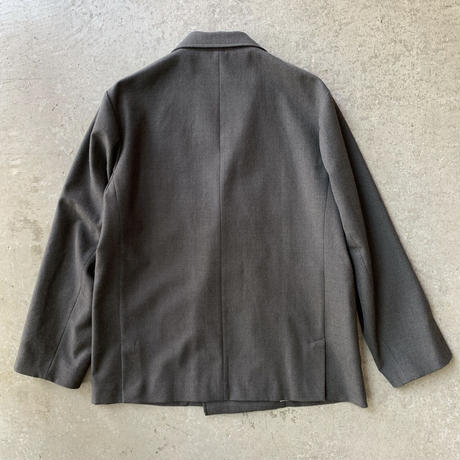 blurhms® - Wool Surge Double Breasted Jacket