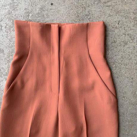 ELIN - High waist cropped pt