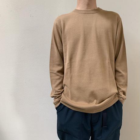 FUJITO - L/S Knit T-Shirt