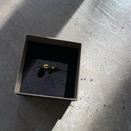 ASAMIFUJIKAWA - Ear cuff 1802002 GOLD
