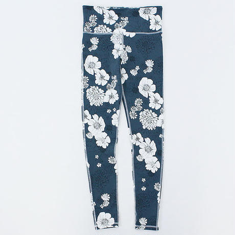 (Mono B) モノビー 総柄 花柄 レギンス PRINT Sサイズ