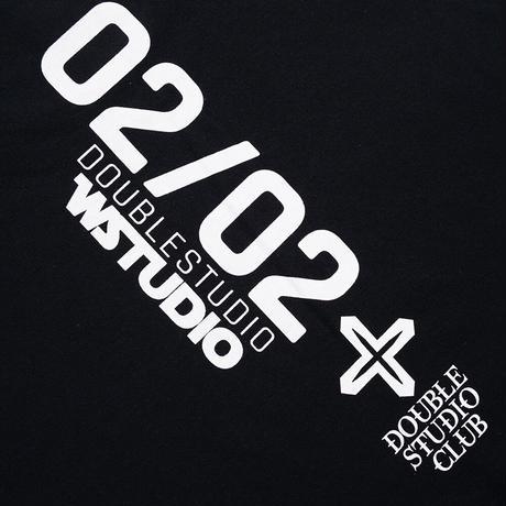 (Wstudio)02BASEBALL Unisex TANK ブラック LadiesMサイズUnisexMサイズ
