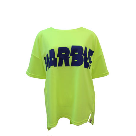 (Marble) Big T(レディース) イエロー