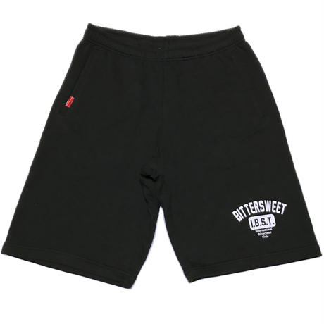 I.B.S.T.  SWEAT  SHORT    ブラック