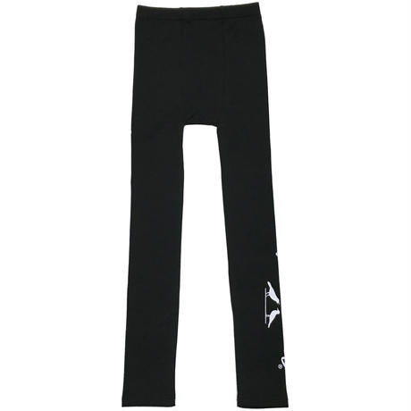 LOGO  COTTON  STRETCH  MENS  LEGGINGS