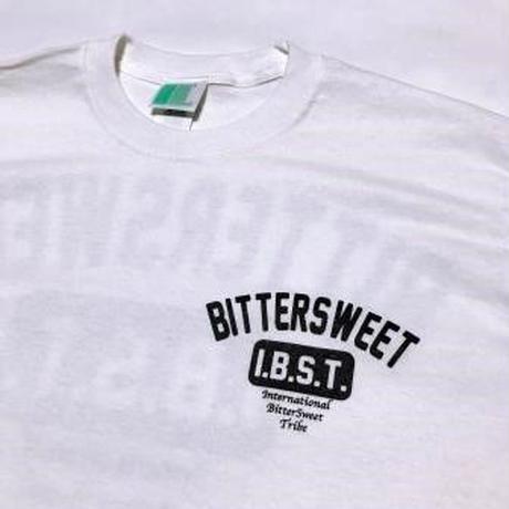 I.B.S.T.  Tee ホワイト