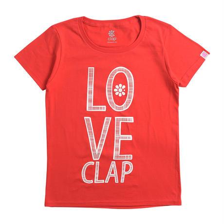 (CLAP)  Ami-CLAP Tee レッド