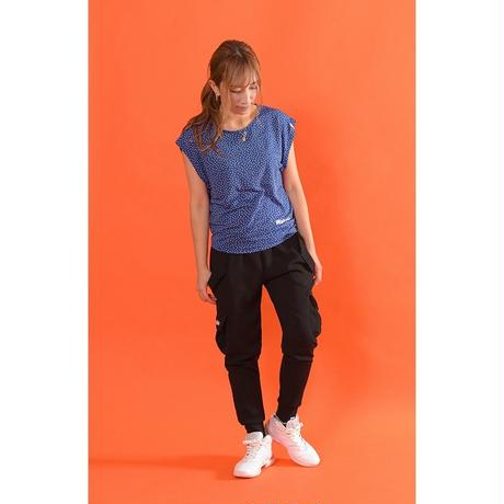 (Wstudio)  DOTS AERO TOP ブルードット