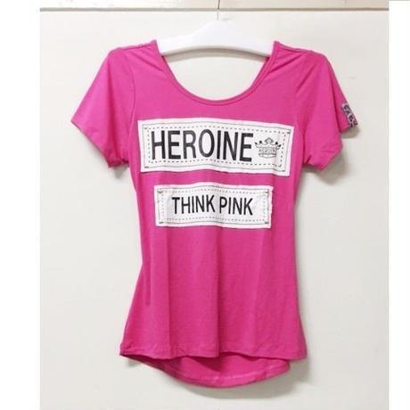 (HEROINE)  バックデザインフレンチ チェリー
