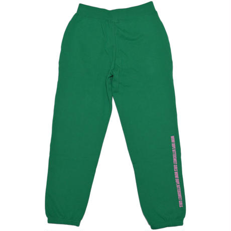Wow! DOPE LIGHT SWEAT PANTS (GREEN)