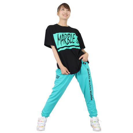 (Marble)BigTシャツ BLK UNISEX MサイズLサイズXLサイズ