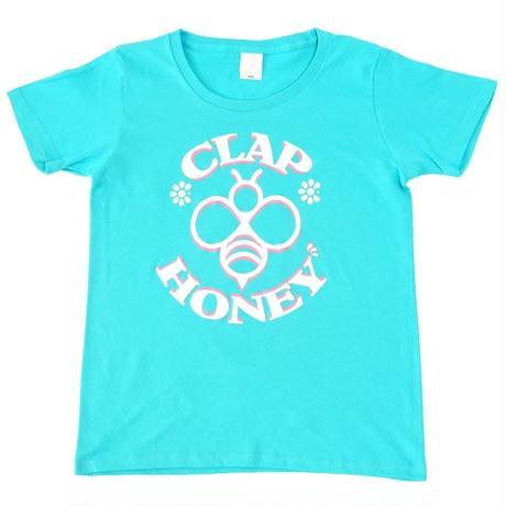 (CLAP)  HONEY  CLAP  Tee  ミント