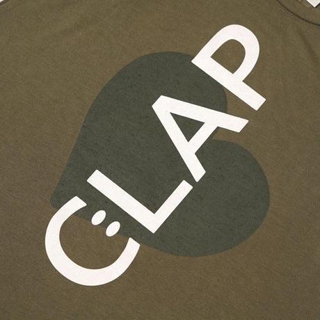 (CLAP)  C-SMILE  a-LINE  TANK カーキ