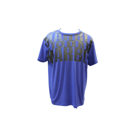 (Marble) メンズTシャツ ネイビー