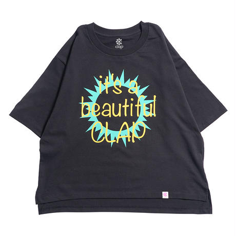 (CLAP) Beautiful CLAP DOLMAN ブラック