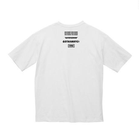 GOTHAM NYC (ゴッサムニューヨーク) / ストリートウーマンTシャツ / GN203 / NOSA-TS / col.GRA