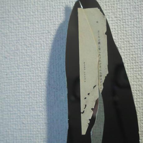 田中一太「未然の表皮10」265×90mm     Tanaka Ichita