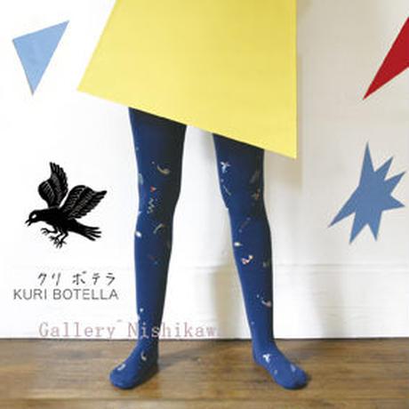 KURI BOTELLA KIKAGAKU-Blue