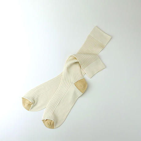 Silk-Rib socks