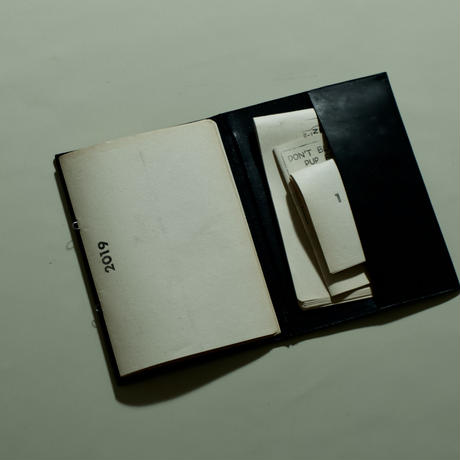 組み継ぎ手帳カバー