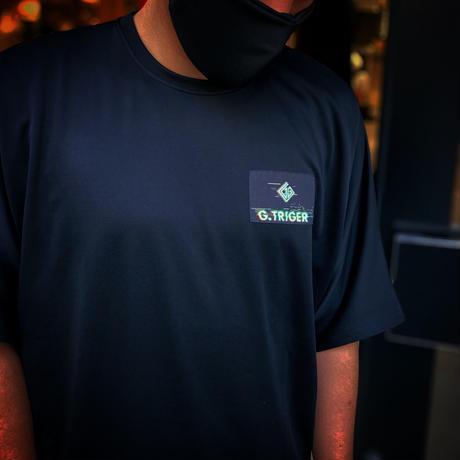 ユニセックスゲーミングTシャツ(デジタルロゴ)