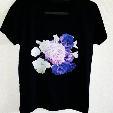 New! 限定☆ フラワーTシャツ レディースオンリー