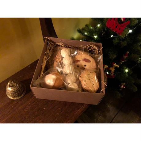ココナッツモカケーキ(大)とレモンケーキとクッキーBOX【12/7月発送】