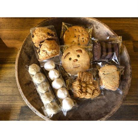 スコーン2つとクッキー×7 BOX【10/17日発送】