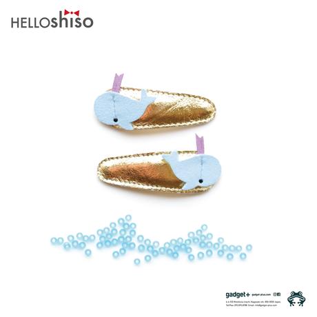 "HELLO shiso ""Whale  Clips"""
