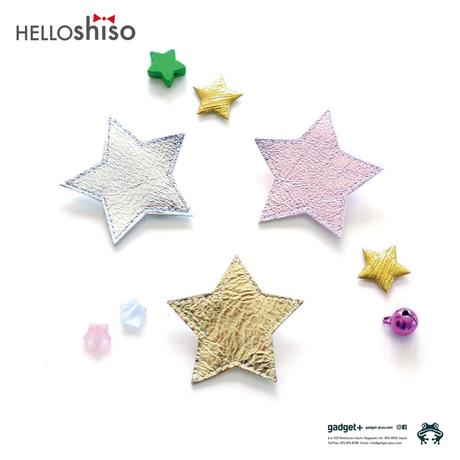 "HELLO shiso ""Big Star  Clips"""